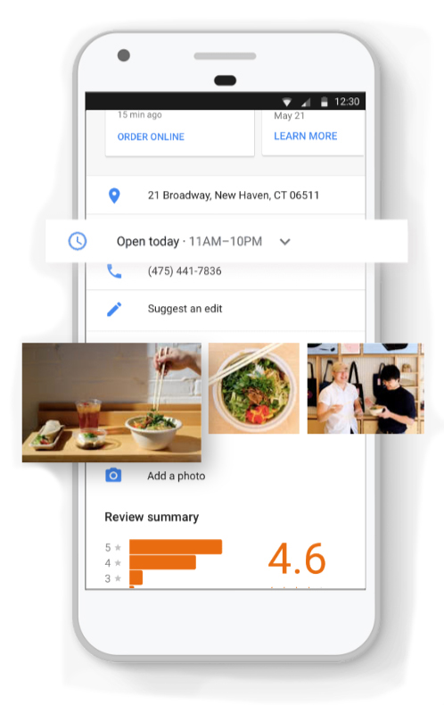 Your Google Local Listing